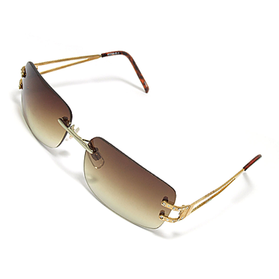 Fashion Unisex Special Color Lens Sunglasses