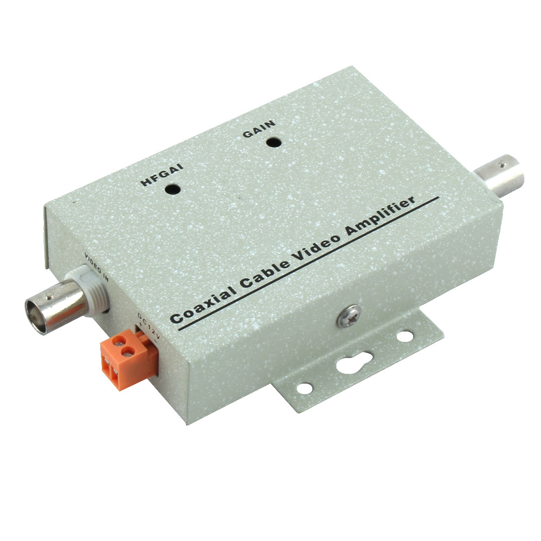 BNC Coaxial CCTV Video Balun Amplifier for CCTV Camera