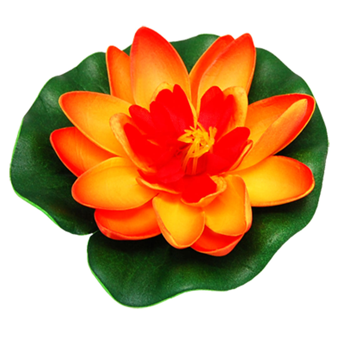 Floating Small Lotus Decoration for Aquarium Fish Tank