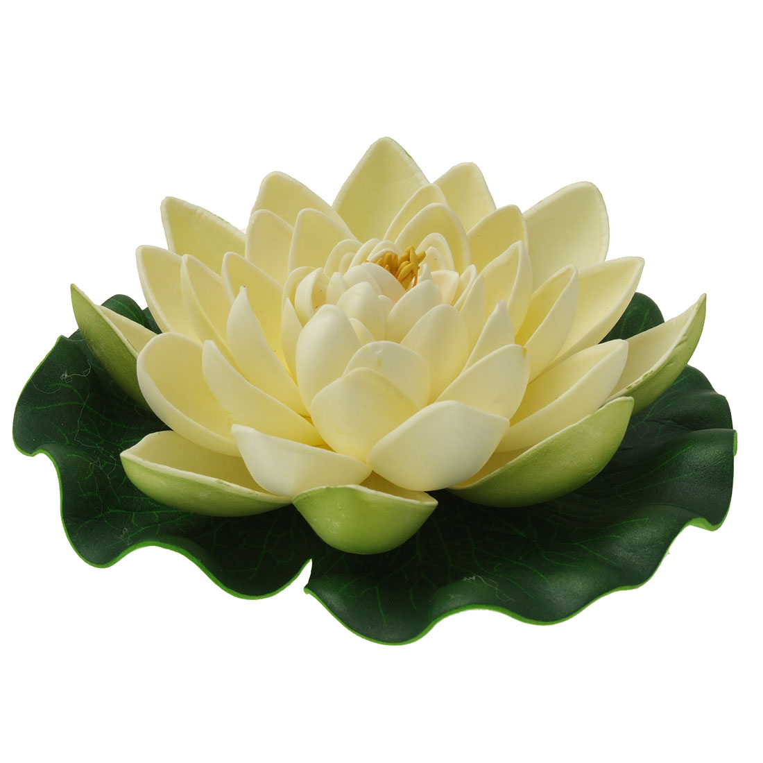 Man-made Fish Tank Aquarium Plants Lotus Decor