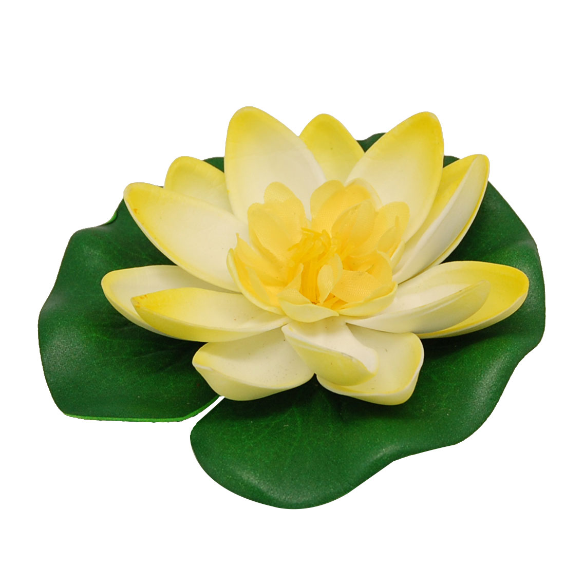 Beautiful Foam Ornament Lotus Plants for Fish Tank Aquarium