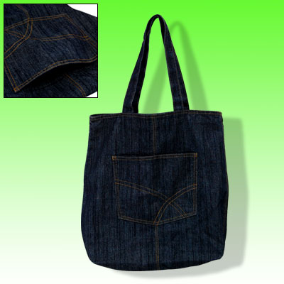 Reusable Folding Shopping Tote Bag Fabric Handbag