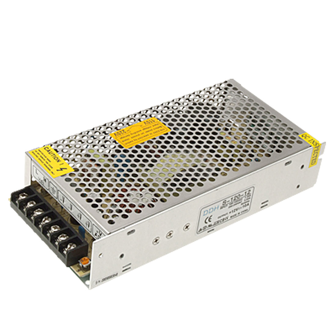 AC 110-220V DC 12V 10A 120W Switching Power Supply Driver for LED Strip Light CCTV