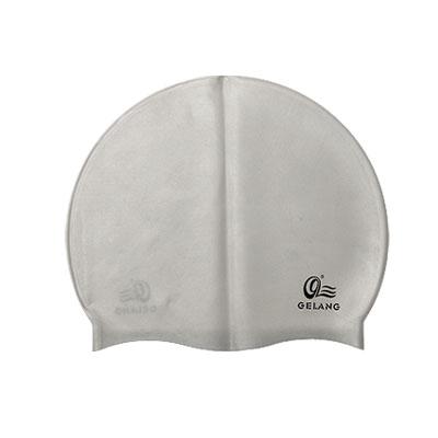 Durable Flexible Silicon Swimming Hat Cap
