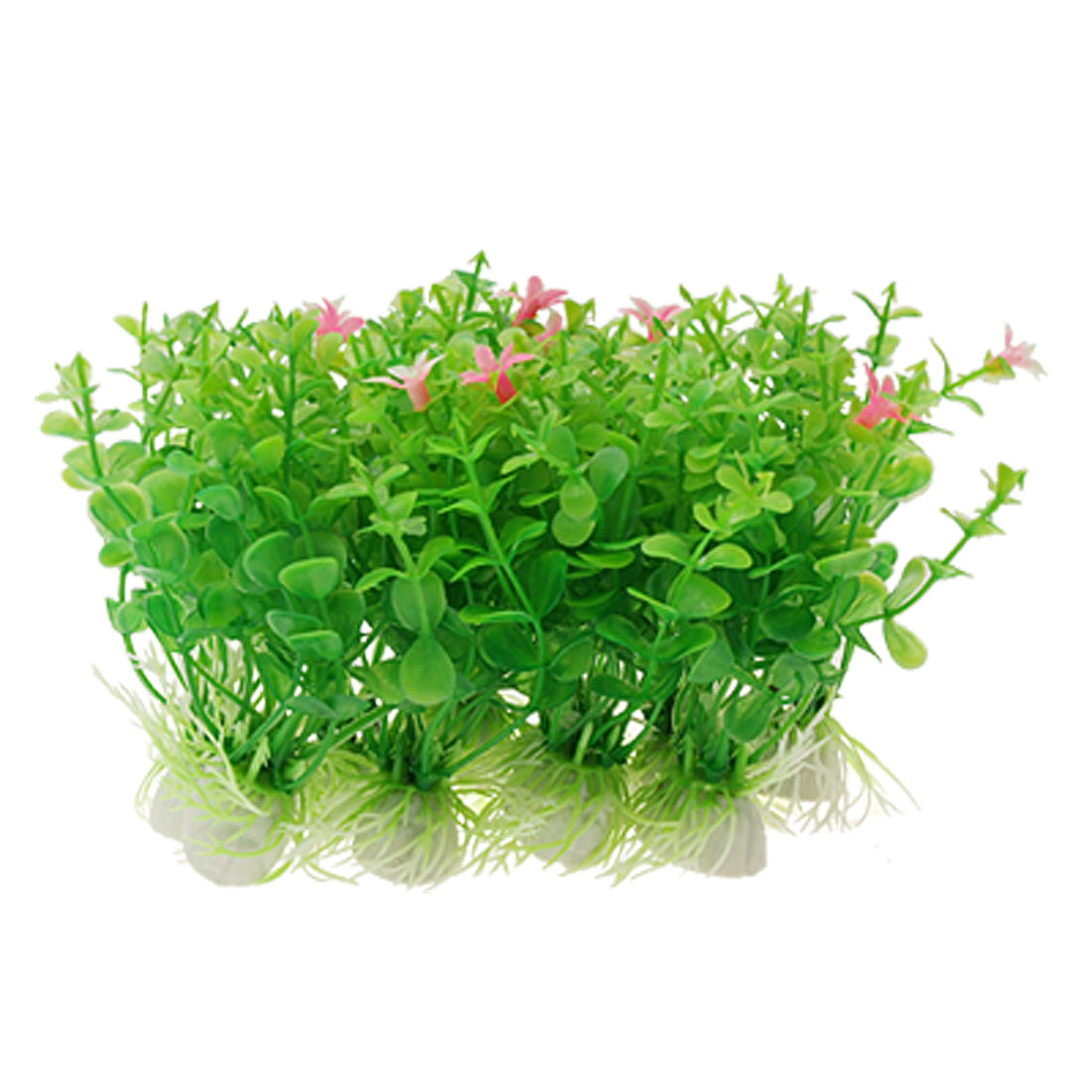 10 Pcs Fish Aquarium Plants Grass Ornament Decor