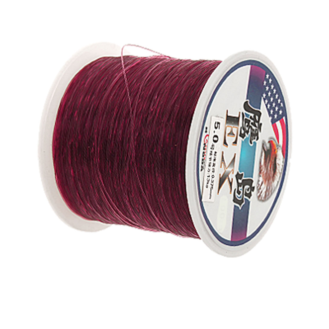 350M Scarlet Fishing Line Spool String 0.375mm