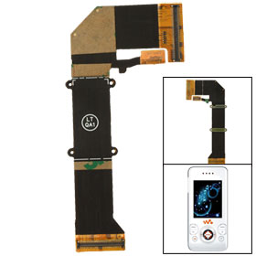 LCD Flex Cable Flat Ribbon for Sony Ericsson W580