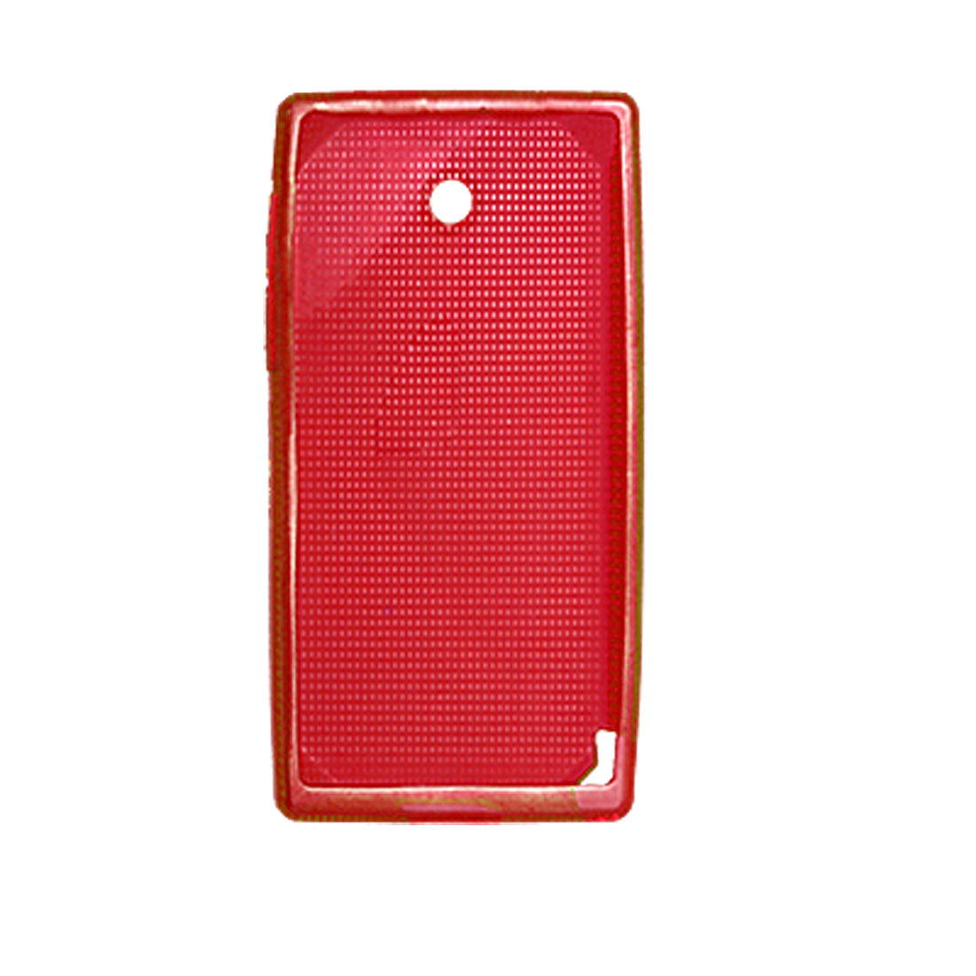Protective Cover Red Case Fashion Guard for HTC Diamond