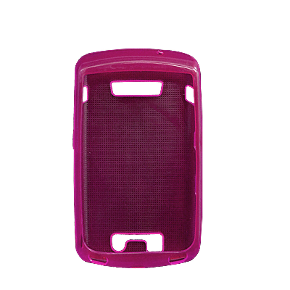 Amaranth Pink Case Protector for Blackberry 9500 9530