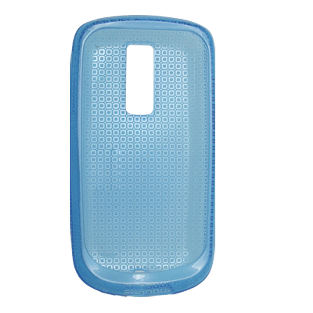 Sky Blue Protective Cover Soft Plastic Guard for HTC G2