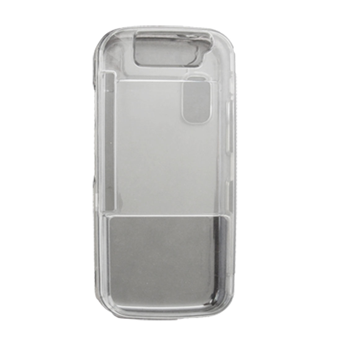Clear Hard Plastic Case Cover Guard for Nokia 5730