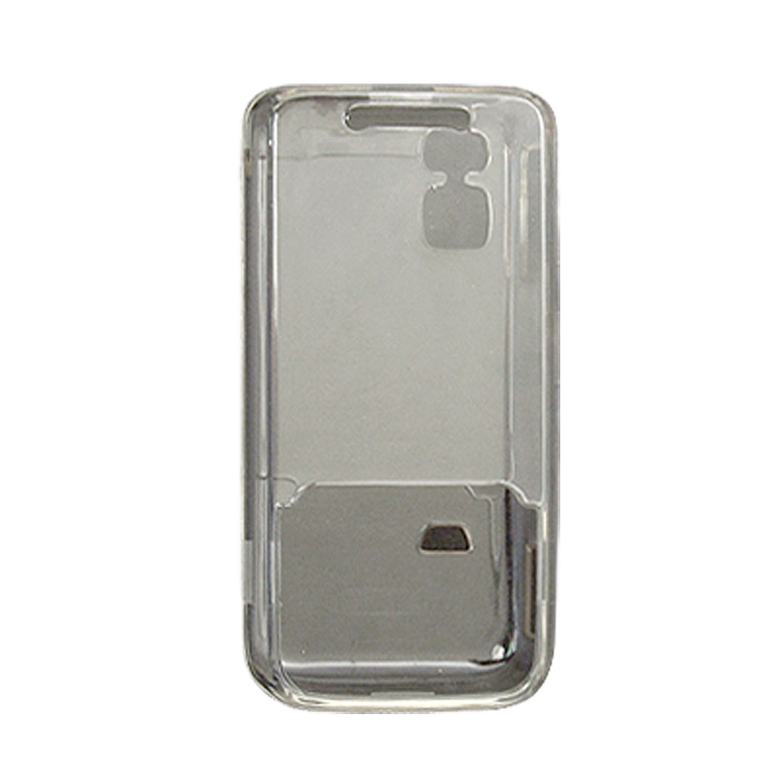 Crystal Plastic Case Hard Cover Shell for Nokia 5610