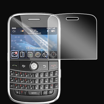 LCD Screen Guard Protective film for Blackberry 9000
