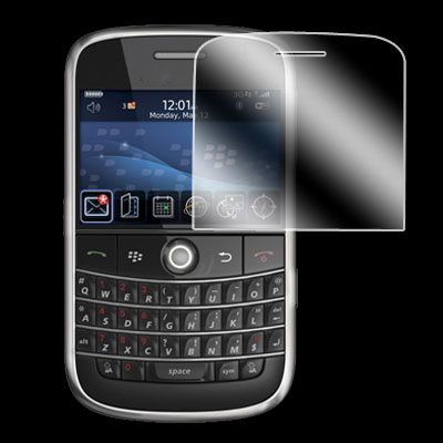 Privacy LCD Screen Guard Protector for Blackberry Bold 9000