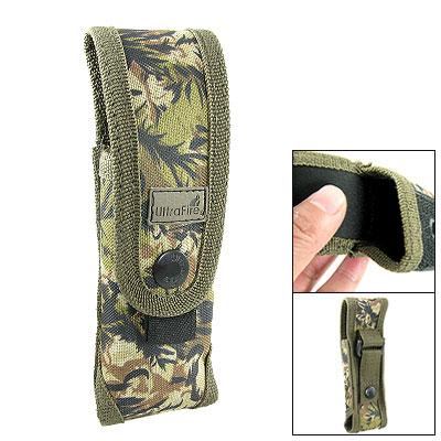 Nylon Torch Holder Case Flashlight Pouch with Belt Loop