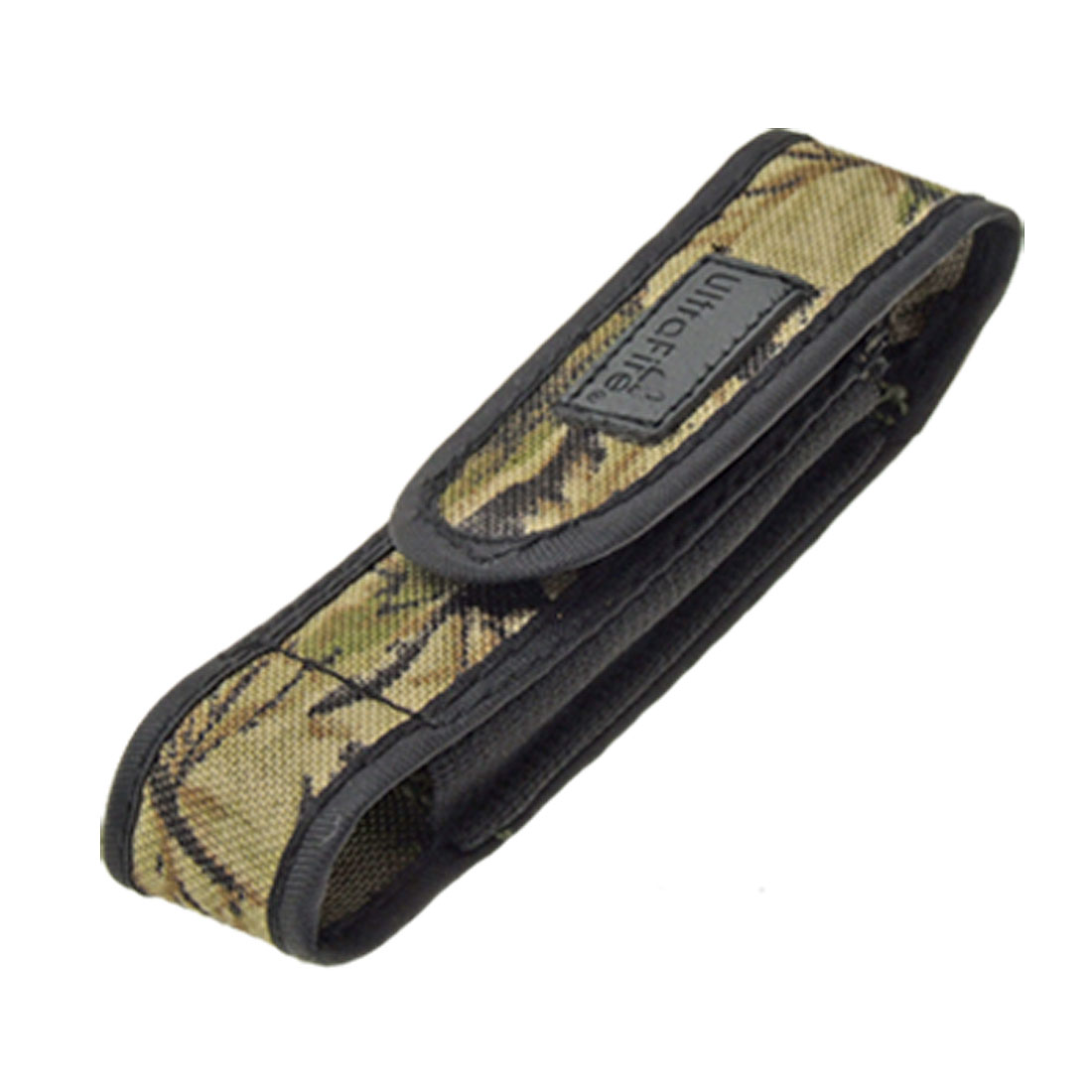 Mini Nylon Flashlight Holder Case Pouch with Belt Loop