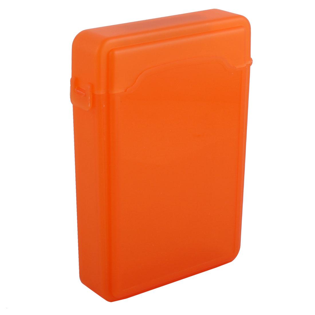 "Orange HDD IDE/SATA Store Tank Box for 3.5"" Hard Drive"
