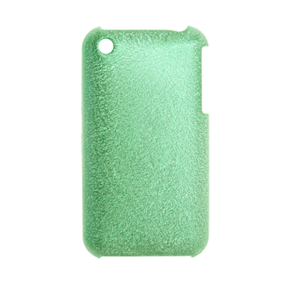 Beautiful Green Hard Plastic Back Case Cover for iPhone 3G
