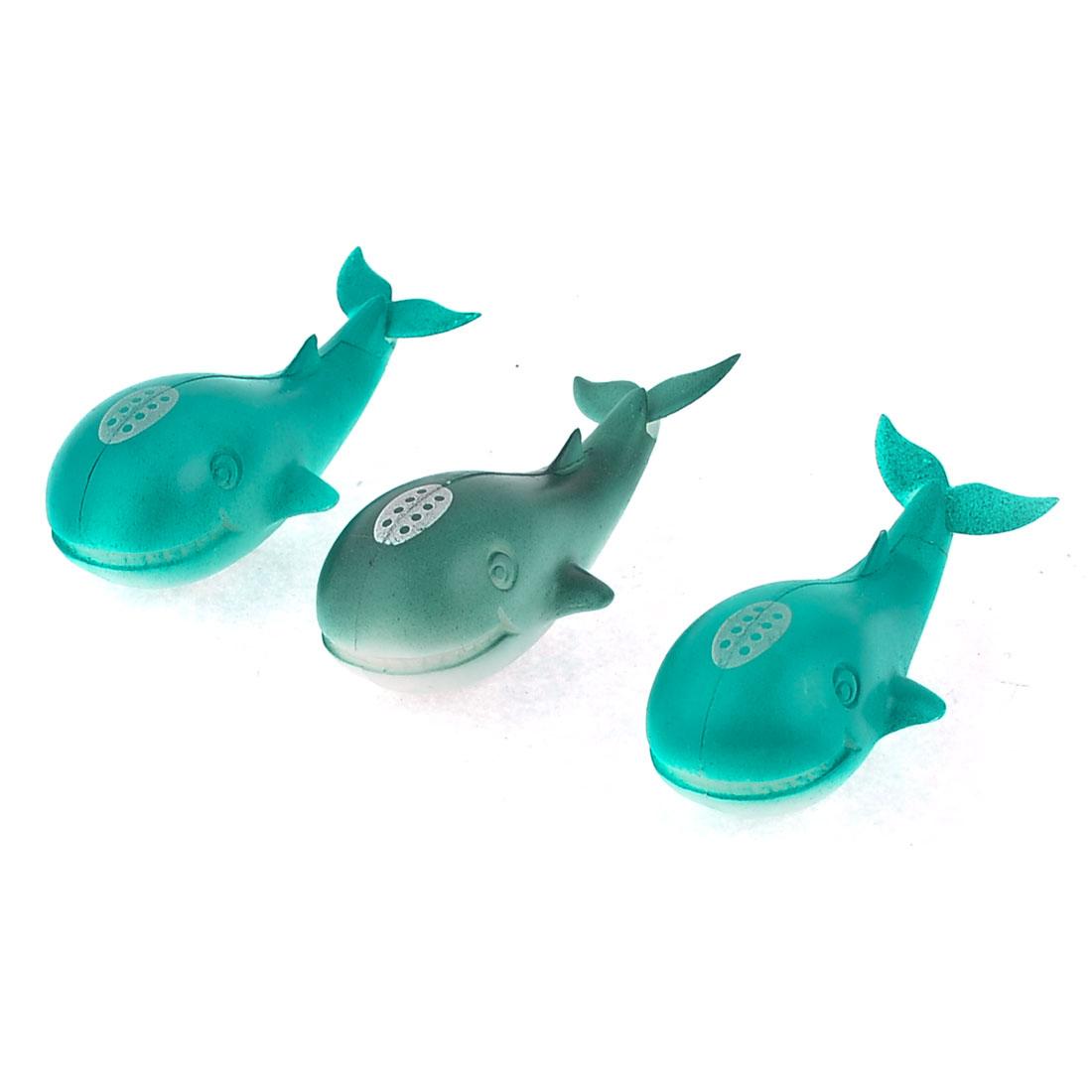 Plastic Whale Tank Aquarium Decoration Fish Ornament