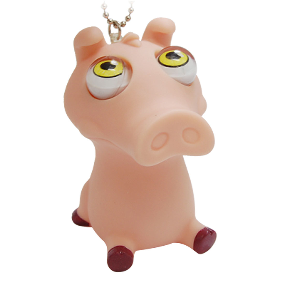 Lovable Pig Shaped Squeeze Toy Stress Relief Gag Gift