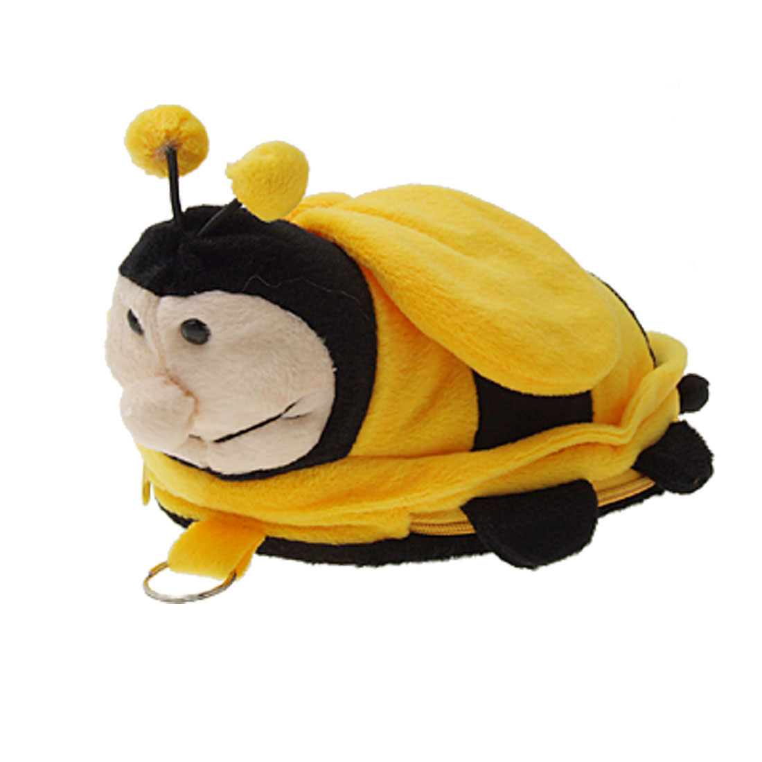 Cartoon Bee Soft Toy DVD CD Carry Bag Storage Case