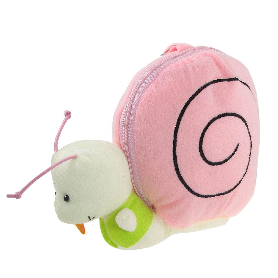 Soft Snail Kid's Toy CD DVD Carry Case Storage Bag