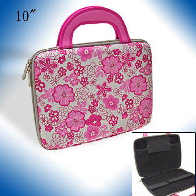 "10"" Notebook Laptop Carrying Case Handbag for Ladies"