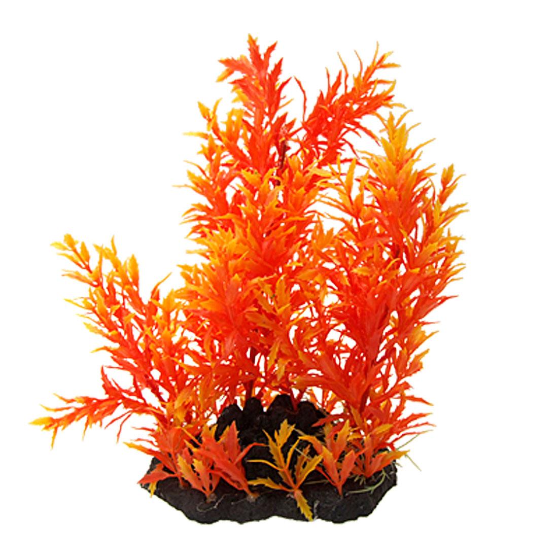 Attractive Plants Decoration Fish Tank Aquarium Ornament
