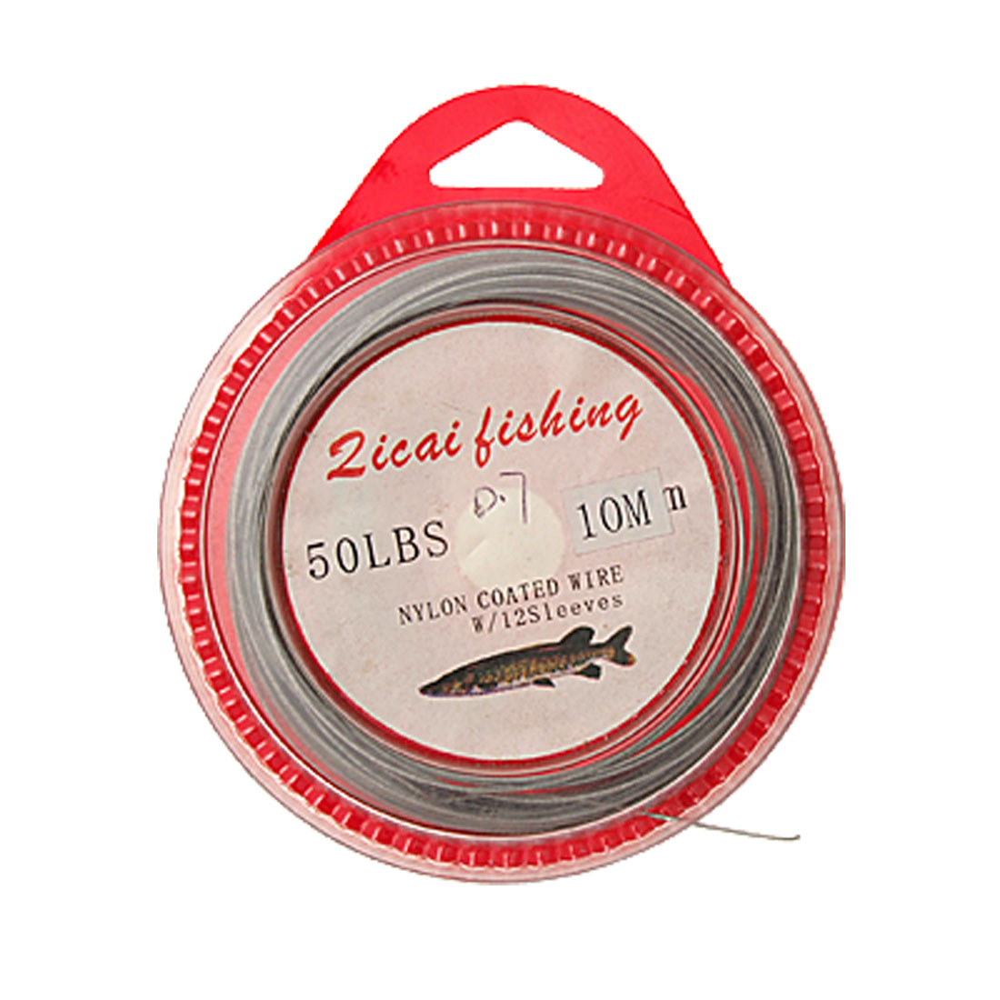 50lbs 0.7mm Braided String Fishing Line 10M