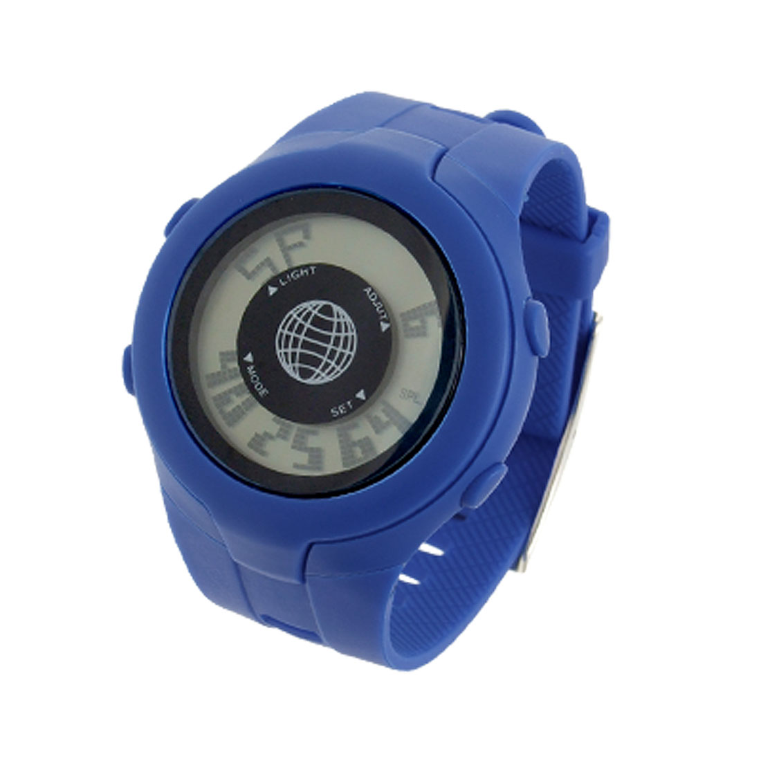 Cool Attractive Sports Wrist Alarm Watch w. EL Light