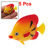 Vivid Hard Plastic Floating Fish Aquarium Tank Ornament
