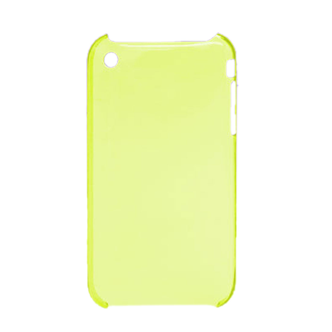 Protective Plastic Case Back Cover Shell for Apple iPhone 3G