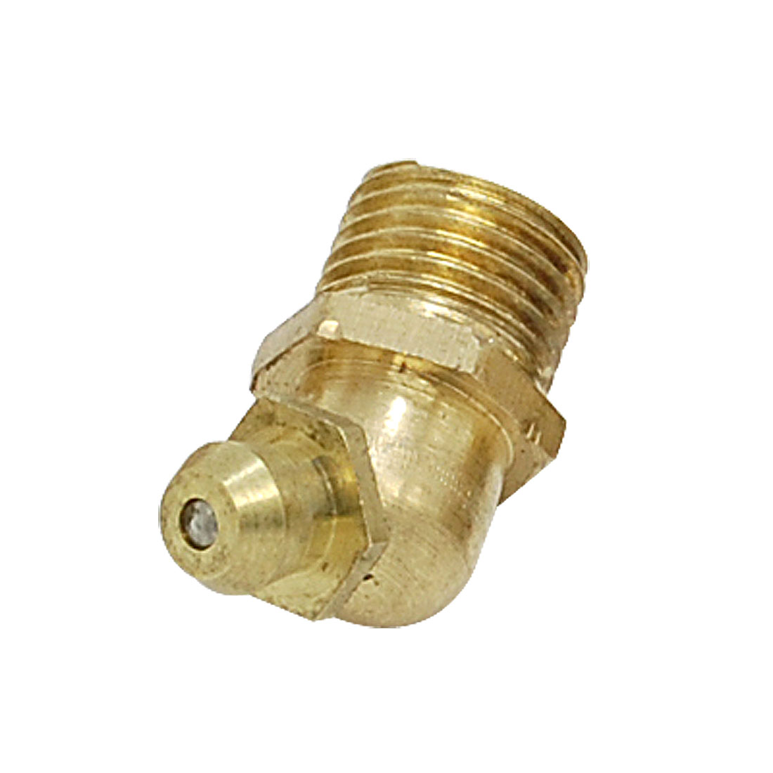 Angled 10 x 1.8mm Brass Grease Nipples 10pcs