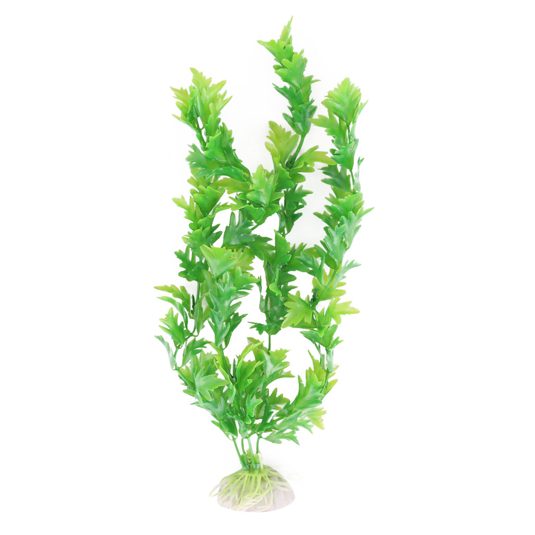 Plastic Plant Grass Fish Tank Decor Aquarium Ornament