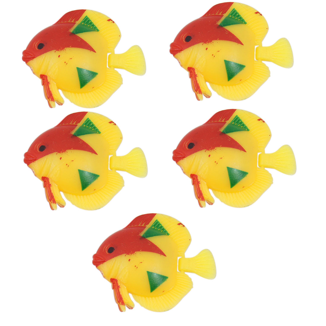 Plastic Floating Fish Aquarium Water Tank Ornament