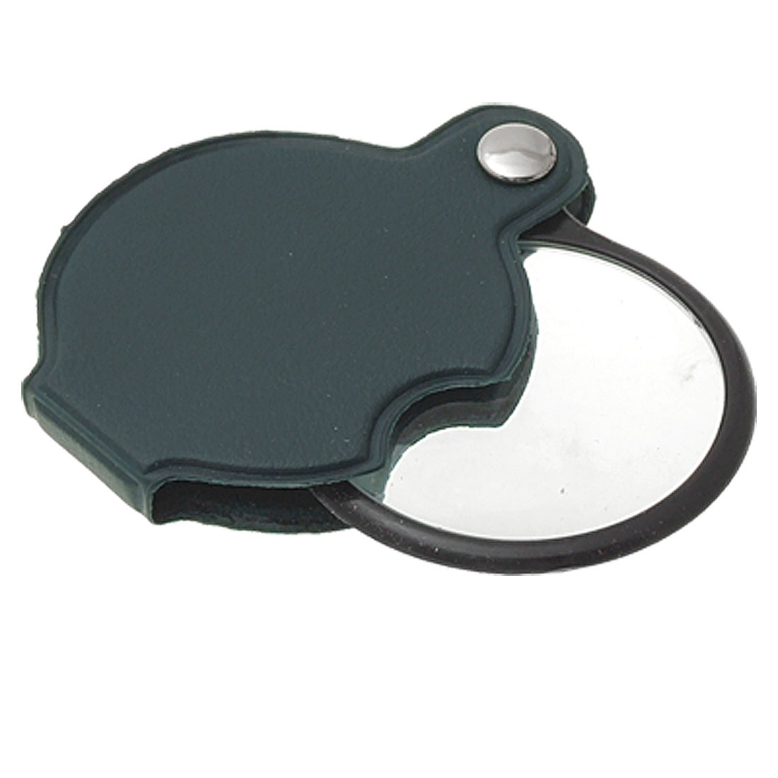 Portable Pop-out Glass Magnifier Loupe with Cover