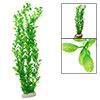 Aqua Landscape 20 Inch Long Plastic Plants Aquarium Tank Decoration for Betta