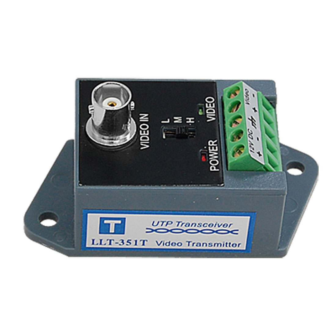 UTP Unshielded Twisted Pair Video Balun Transmitter