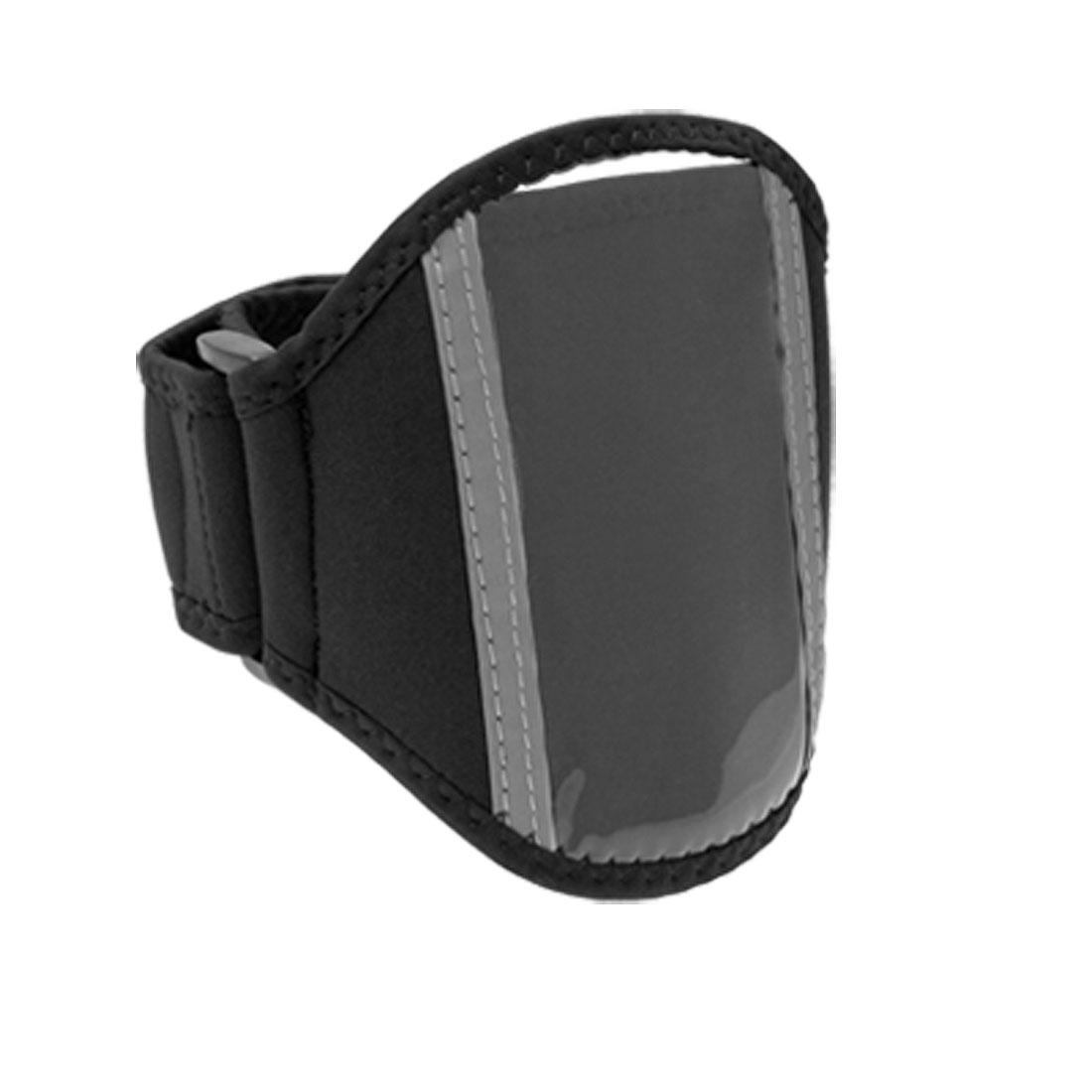Hook and Loop Fastener Strap Neoprene Cell Phone Case Arm Bag Pouch for iPhone 3G