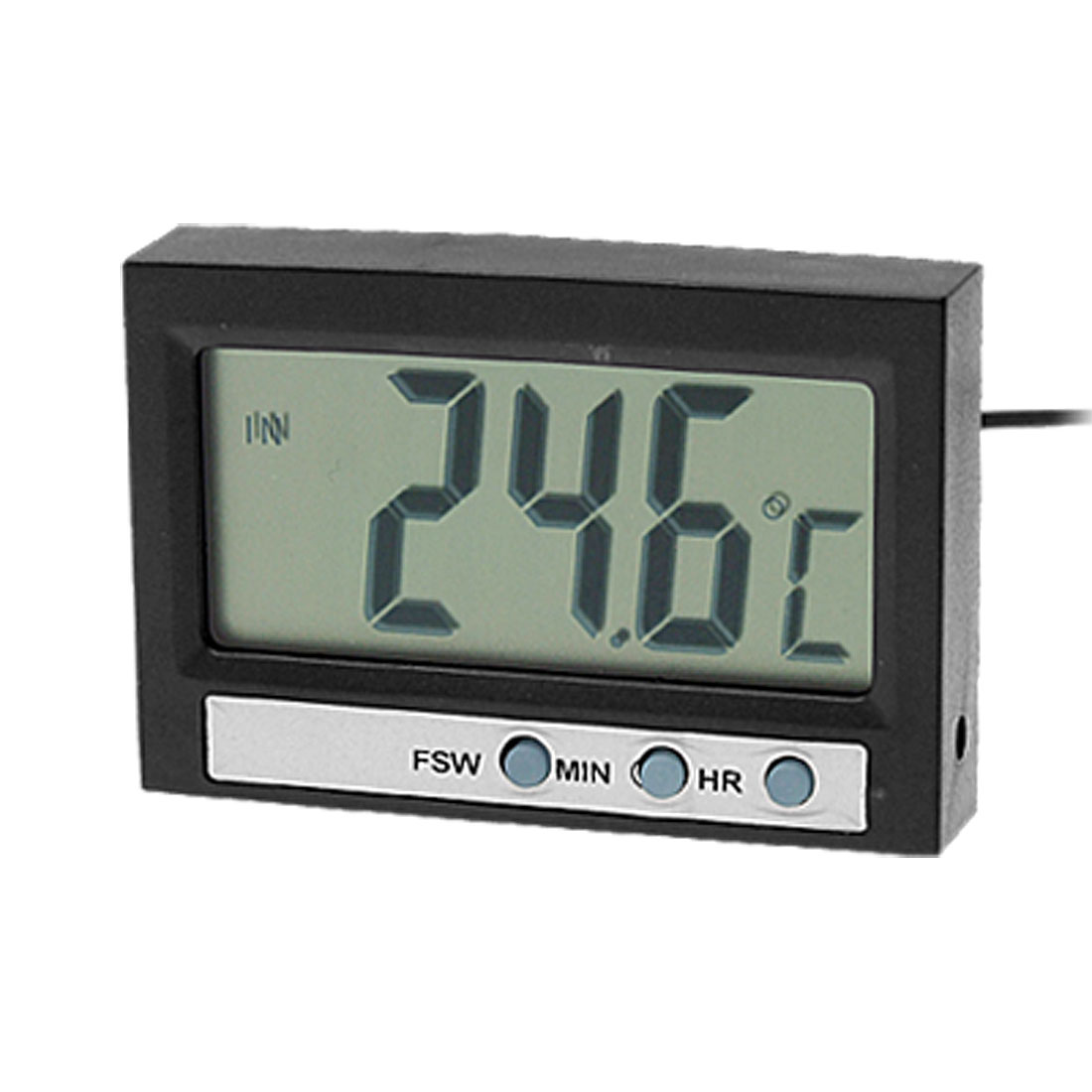 In and Out Dual-way Multi-function Digital Thermometer for Aquarium