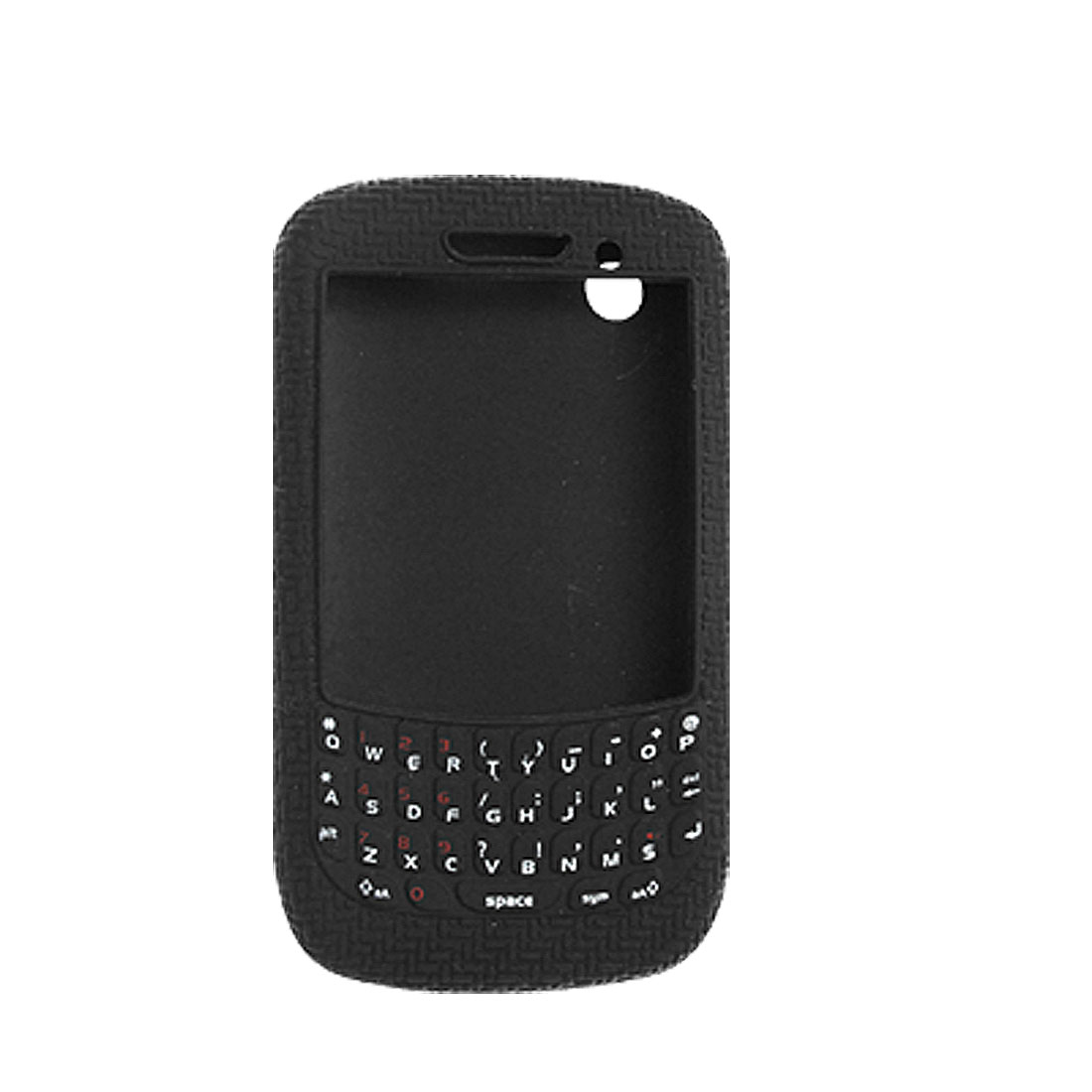 Anti-slip Protective Silicone Case for Blackberry 8520