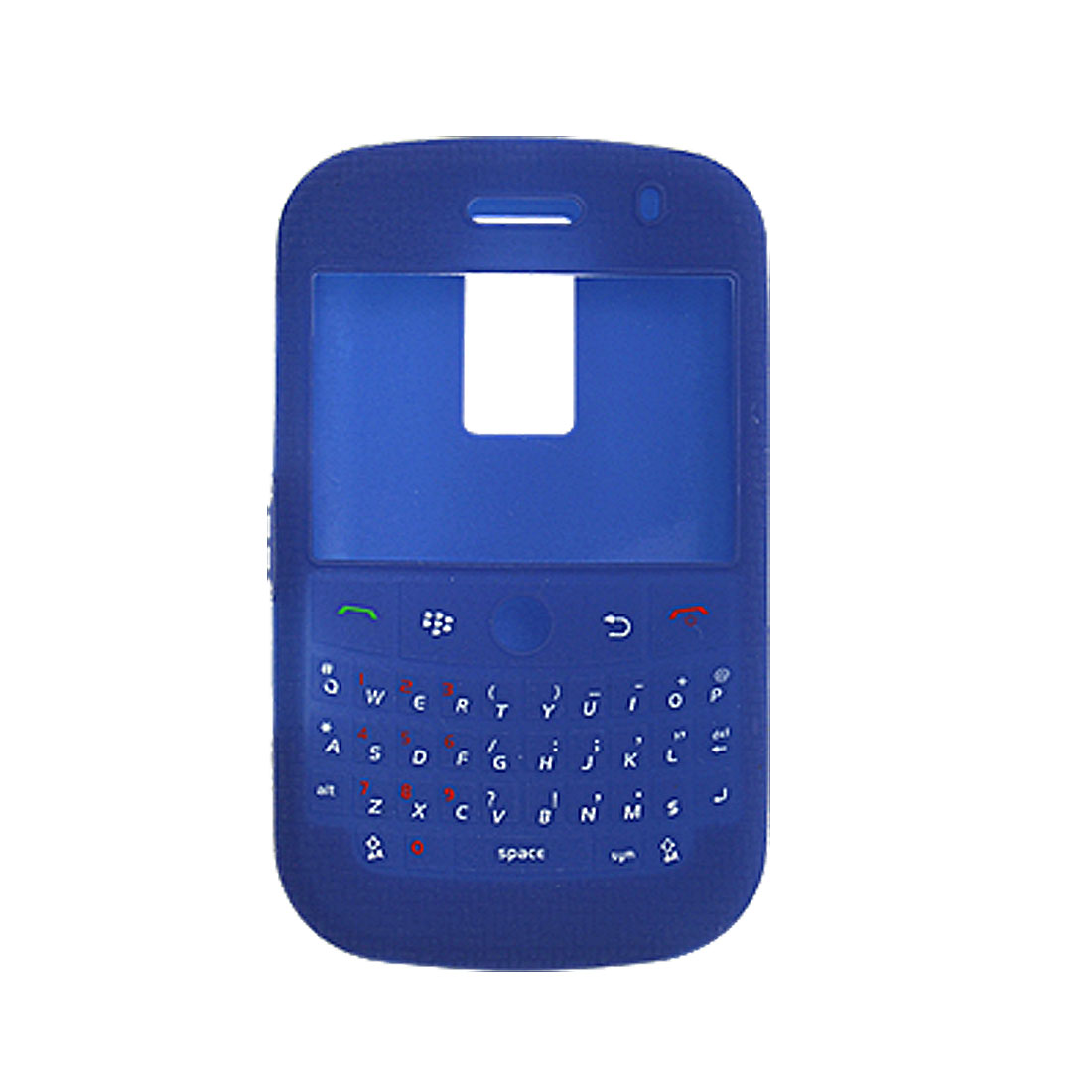 Nonsilp Silicone Skin Protective Case for Blackberry 9000