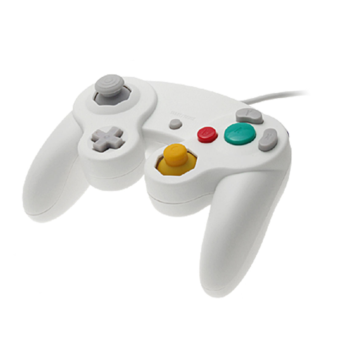 White Game Pad Joypad Fighter Controller for Nintendo Wii