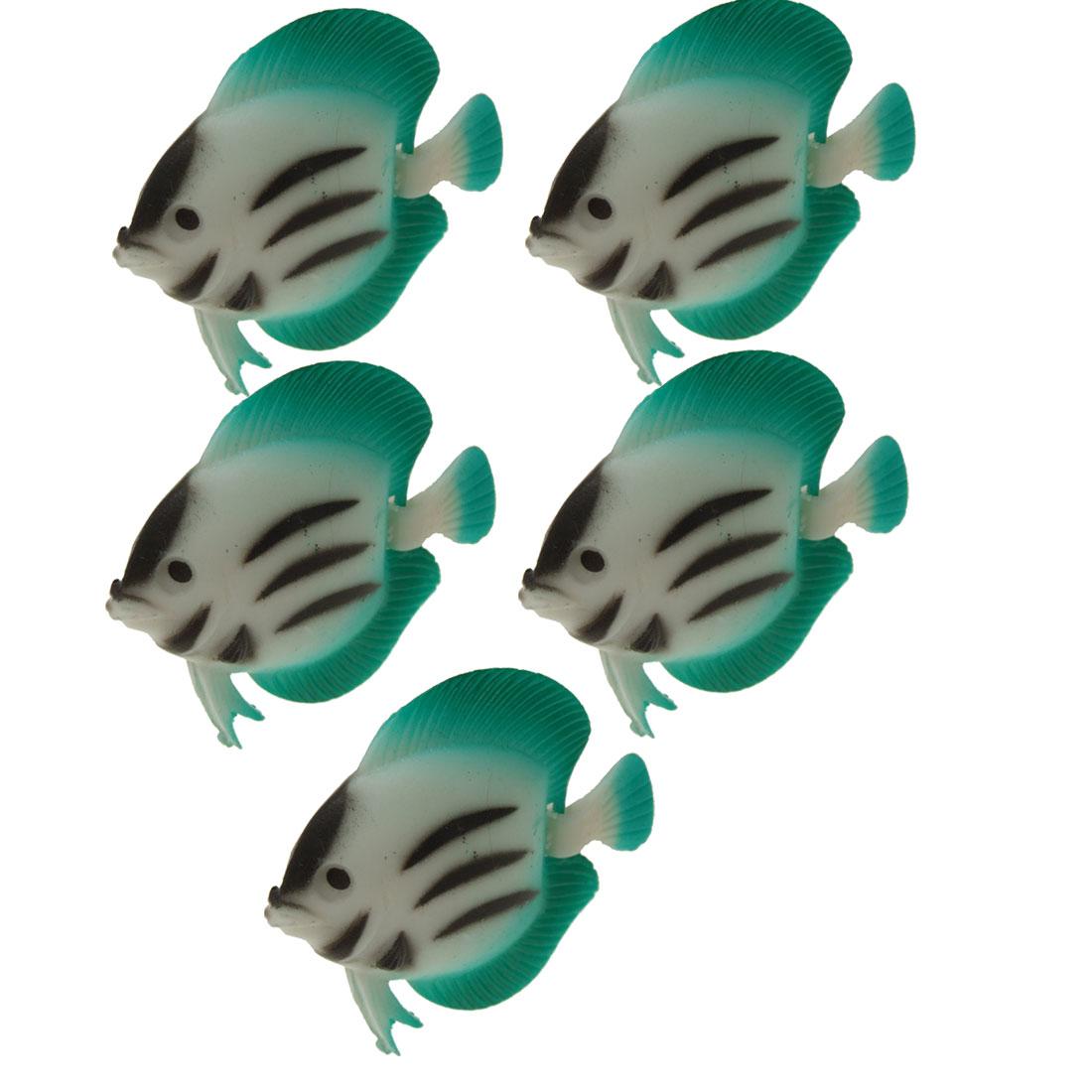 Plastic Floating Fish Water Tank Aquarium Decoration