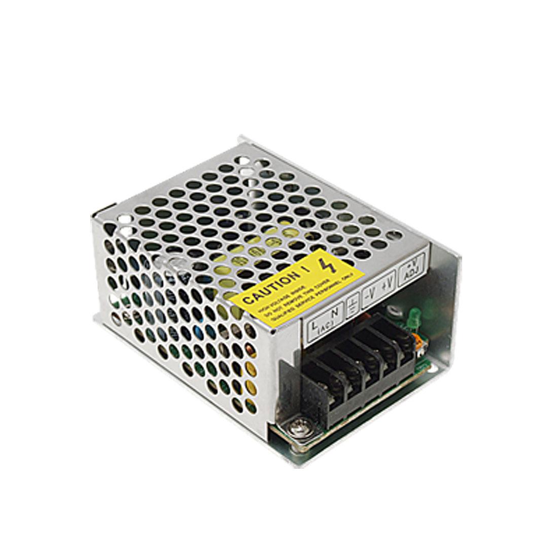 AC 110-220V DC 12V 2A 24W Switch Power Supply Converter Driver for LED Strip Light CCTV