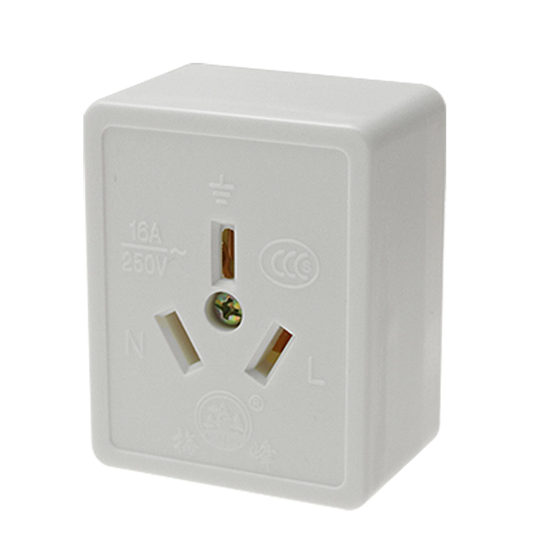 Australia 3 Pins Power Socket Outlet 16A 250V Wall Plate