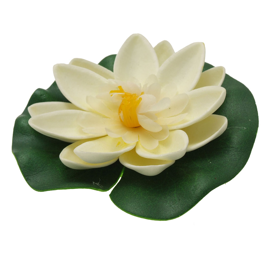 Aquarium Tank Foam Lotus Floating Decor Ornament