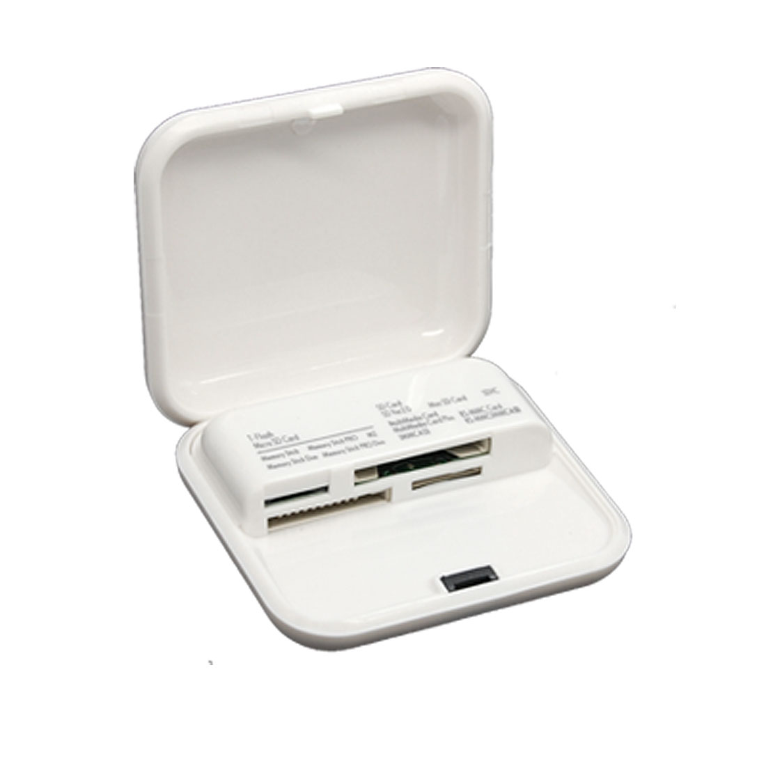 Dressing Case Style USB MS M2 SD MicroSD Memory Card Reader