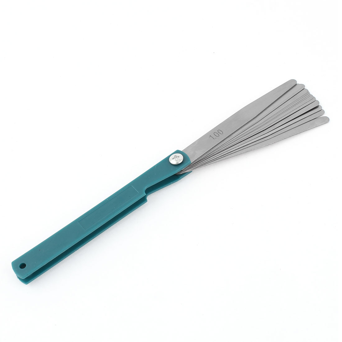 Thickness Piece Filler Feeler Gauge (0.02-1.00mm)
