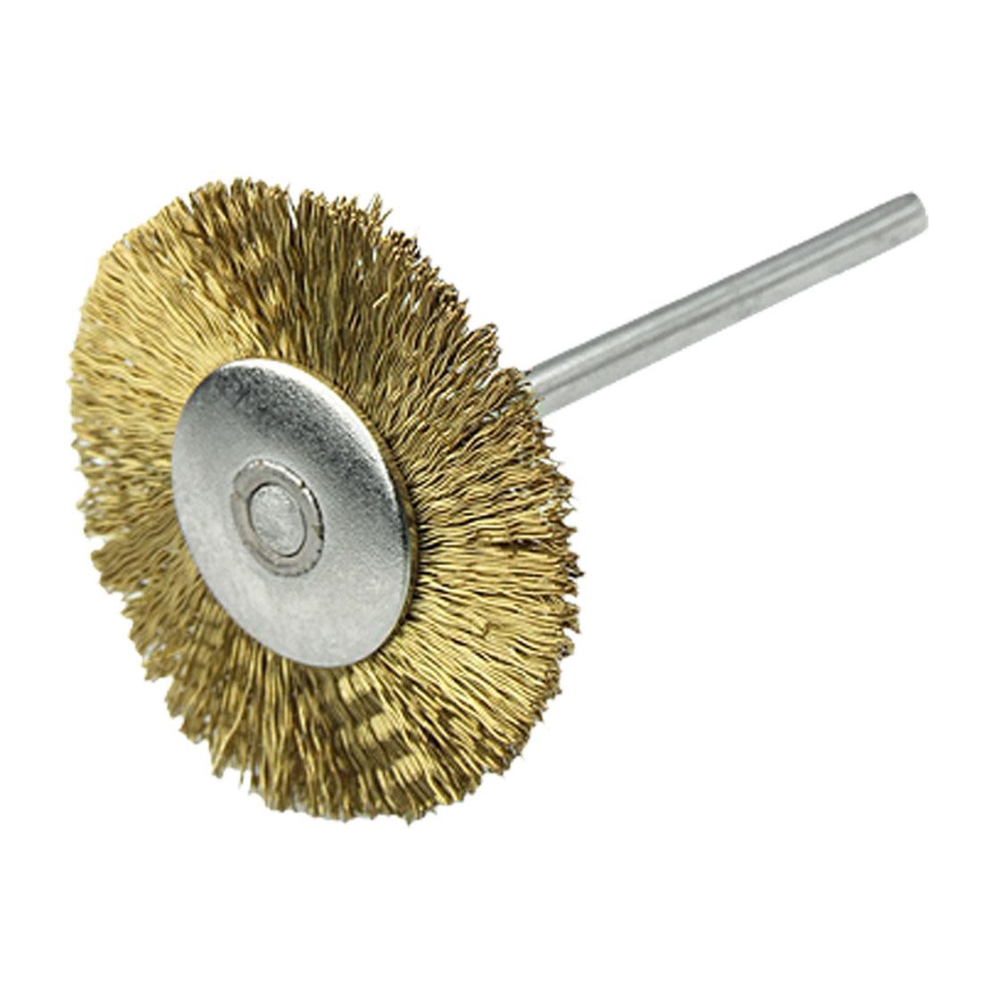 "1"" Dia Copper Wheel Buffing Polishing Polisher Tool"